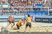 Beachvolleyball SA - Klagenfurt - Sa 01.08.2015 - 17