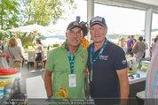 Beachvolleyball SA - Klagenfurt - Sa 01.08.2015 - Otto RETZER, Franz KLAMMER39