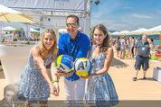 Beachvolleyball SA - Klagenfurt - Sa 01.08.2015 - HC Heinz Chrisitan STRACHE75