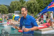 Beachvolleyball SA - Klagenfurt - Sa 01.08.2015 - HC Heinz Chrisitan STRACHE79