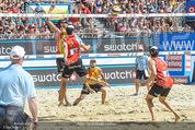 Beachvolleyball SA - Klagenfurt - Sa 01.08.2015 - Spielfotos, Actionfotos, game, match8