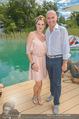 Beachvolleyball SA - Klagenfurt - Sa 01.08.2015 - Gerald KLUG mit Sandra (HRNJAK)92