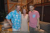 Premiere ´Der nackte Wahnsinn´ - Stadttheater Berndorf - Do 06.08.2015 - Andreas STEPPAN, Kristina SPRENGER, Alexander KUCHINKA1