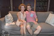 Premiere ´Der nackte Wahnsinn´ - Stadttheater Berndorf - Do 06.08.2015 - Kristina SPRENGER, Alexander KUCHINKA11