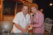 Premiere ´Der nackte Wahnsinn´ - Stadttheater Berndorf - Do 06.08.2015 - Andreas STEPPAN, Bigi FISCHER4
