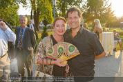 Premiere ´Der nackte Wahnsinn´ - Stadttheater Berndorf - Do 06.08.2015 - Gabi Gabriele BENESCH, Erich FURRER57