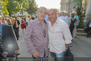 Premiere ´Der nackte Wahnsinn´ - Stadttheater Berndorf - Do 06.08.2015 - Rudi HOLDHAUS, Christoph F�LBL62