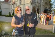 Premiere ´Der nackte Wahnsinn´ - Stadttheater Berndorf - Do 06.08.2015 - Erich JOHAM mit Begleitung63