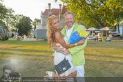 Premiere ´Der nackte Wahnsinn´ - Stadttheater Berndorf - Do 06.08.2015 - Marcus STRAHL mit Ehefrau Leila74