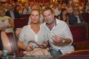 Premiere ´Der nackte Wahnsinn´ - Stadttheater Berndorf - Do 06.08.2015 - Barbara KARLICH, Gerold RUDLE79