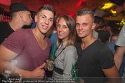 Extended Club - Melkerkeller - Sa 08.08.2015 - 13