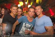 Extended Club - Melkerkeller - Sa 08.08.2015 - 18
