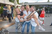 Promi Fitness mit Wendy Night - Donaupark - Di 18.08.2015 - DIE DREI, Wendy NIGHT (Michaela WOLF)19