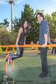 Promi Fitness mit Wendy Night - Donaupark - Di 18.08.2015 - Panittha SUWANNAJANG, Josef WINKLER33