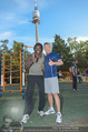 Promi Fitness mit Wendy Night - Donaupark - Di 18.08.2015 - Bert COPAR58