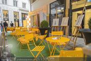 Veuve Clicquot Rich Präsentation - PopUp Store - Mi 19.08.2015 - 2