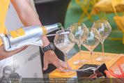 Veuve Clicquot Rich Präsentation - PopUp Store - Mi 19.08.2015 - 22