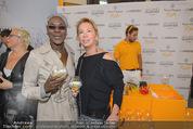 Veuve Clicquot Rich Präsentation - PopUp Store - Mi 19.08.2015 - Doretta CARTER, Irina GULYAEVA37