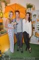 Veuve Clicquot Rich Präsentation - PopUp Store - Mi 19.08.2015 - Carla BAUMER, Anelia PESCHEV, Daniel SERAFIN56