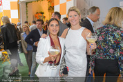 Veuve Clicquot Rich Präsentation - PopUp Store - Mi 19.08.2015 - Cleo PANTHER, Theresa LANGMANN61