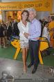 Veuve Clicquot Rich Präsentation - PopUp Store - Mi 19.08.2015 - Kathi STUMPF, Alex PEZA72