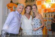Veuve Clicquot Rich Präsentation - PopUp Store - Mi 19.08.2015 - Kathi STUMPF, Alex PEZA, Carla BAUMER74