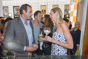 Veuve Clicquot Rich Präsentation - PopUp Store - Mi 19.08.2015 - Klaus AINEDTER, Carla BAUMER78
