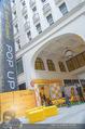 Veuve Clicquot Rich Präsentation - PopUp Store - Mi 19.08.2015 - 8