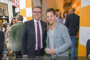 Veuve Clicquot Rich Präsentation - PopUp Store - Mi 19.08.2015 - Roland HAMBERGER, Daniel SERAFIN80