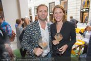 Veuve Clicquot Rich Präsentation - PopUp Store - Mi 19.08.2015 - 81