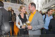 Veuve Clicquot Rich Präsentation - PopUp Store - Mi 19.08.2015 - Cathy ZIMMERMANN, Anton BIRNBAUM82