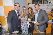 Veuve Clicquot Rich Präsentation - PopUp Store - Mi 19.08.2015 - Roland HAMBERGER, Viki und Klaus AINEDTER, Carla BAUMER85