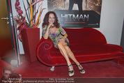 Kinopremiere Hitman - Lugner KinoCity - Mi 26.08.2015 - Christina LUGNER4