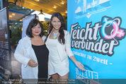 Oliver Feicht Sommerfest - Kolariks Luftburg - Do 27.08.2015 - Patricia STANIEK, Carina SCHWARZ1