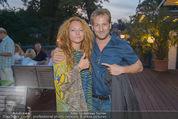 Oliver Feicht Sommerfest - Kolariks Luftburg - Do 27.08.2015 - Anita NIDDL RITZL, Andreas FERNER17