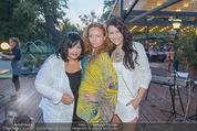 Oliver Feicht Sommerfest - Kolariks Luftburg - Do 27.08.2015 - Patricia STANIEK, NIDDL, Carina SCHWARZ9