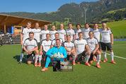 Samsung Charity Soccer Cup - Alpbach, Tirol - Di 01.09.2015 - Mannschaftsfoto, Teamfoto106