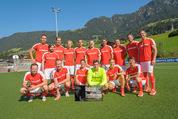 Samsung Charity Soccer Cup - Alpbach, Tirol - Di 01.09.2015 - Mannschaftsfoto, Teamfoto108