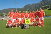 Samsung Charity Soccer Cup - Alpbach, Tirol - Di 01.09.2015 - Mannschaftsfoto, Teamfoto109