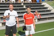Samsung Charity Soccer Cup - Alpbach, Tirol - Di 01.09.2015 - Stuart KANG, Martin WALLNER113