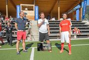 Samsung Charity Soccer Cup - Alpbach, Tirol - Di 01.09.2015 - Ronny LEBER, Stuart KANG, Martin WALLNER114