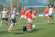 Samsung Charity Soccer Cup - Alpbach, Tirol - Di 01.09.2015 - Stuart KANG140