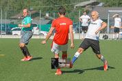 Samsung Charity Soccer Cup - Alpbach, Tirol - Di 01.09.2015 - Christian KERN, Rudi KOBZA142