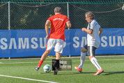 Samsung Charity Soccer Cup - Alpbach, Tirol - Di 01.09.2015 - Roland KIRCHLER, Ronny ROCKENBAUER161