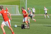 Samsung Charity Soccer Cup - Alpbach, Tirol - Di 01.09.2015 - Roland KIRCHLER, Rudi KOBZA168