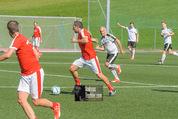 Samsung Charity Soccer Cup - Alpbach, Tirol - Di 01.09.2015 - Roland KIRCHLER, Rudi KOBZA169