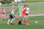 Samsung Charity Soccer Cup - Alpbach, Tirol - Di 01.09.2015 - Rudi KOBZA, Christian KERN197