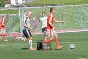 Samsung Charity Soccer Cup - Alpbach, Tirol - Di 01.09.2015 - Rudi KOBZA, Christian KERN198