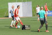 Samsung Charity Soccer Cup - Alpbach, Tirol - Di 01.09.2015 - Rudi KOBZA, Christian KERN201
