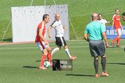 Samsung Charity Soccer Cup - Alpbach, Tirol - Di 01.09.2015 - Rudi KOBZA, Christian KERN202